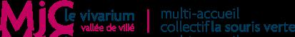 """Logo """"La souris Verte"""""""
